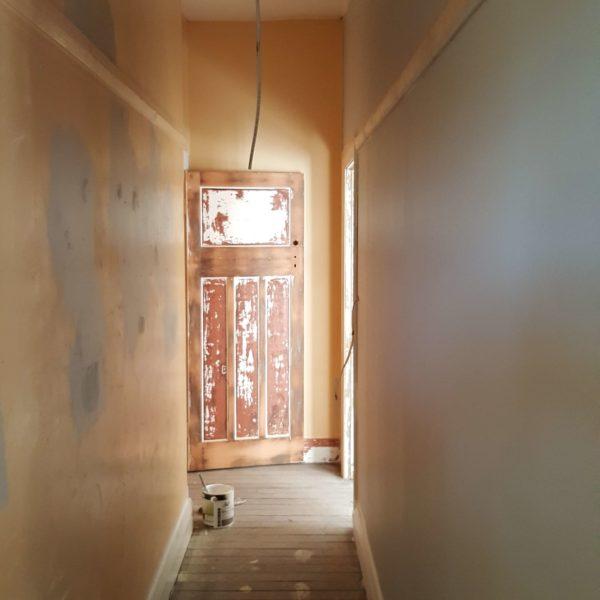 door paint job